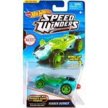 Hot Wheels Speed winders ja cars, Rubber