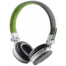 TRUST kõrvaklapid FYBER/hall/roheline 20080