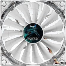 Aerocool PC fan SHARK valge EDITION...