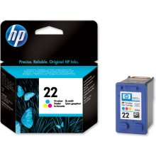 Тонер HP INC. HP 22 чернила color 5ml...