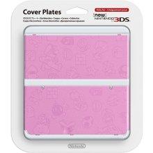 NINTENDO uus 3DS ümbris 011 Mario World Rosa