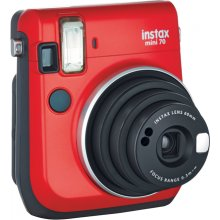 Fotokaamera FUJIFILM Instax Mini 70 Red +...
