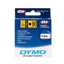 Tooner Dymo D1-Schriftband 9mmx7m must auf...