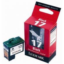 Тонер Lexmark Nr.17 Tinte чёрный