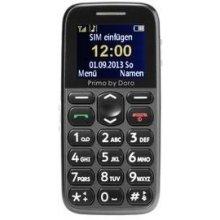 Мобильный телефон DORO Primo 215 серый
