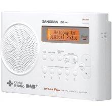 Sangean DPR-69 DAB+ white (Traveller 690)