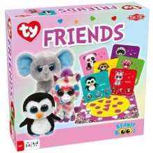 TACTIC Ty Beanie Boos Friend game