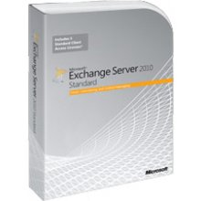 Microsoft Exchange Server 2010 Standard...