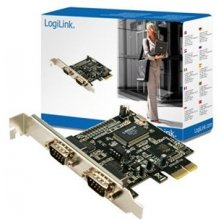 LogiLink PC0031 2xCOM PCI-e LP