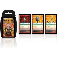 Winning Moves TOP TRUMPS Game card SW