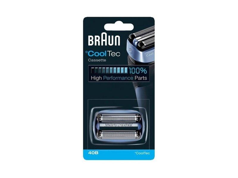 971dbc66c53 BRAUN Cooltec Cassette 40B 076520 - OX.ee