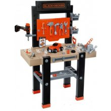 SMOBY Black & Decker Children's Bricolo...