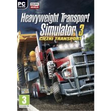 Игра Play Heavyweight Transport Simulator 3...