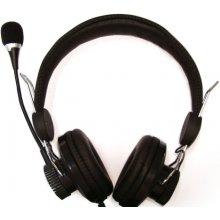 Natec наушники Griffon + микрофон, Mini Jack...