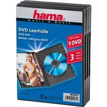 Диски Hama DVD-Leerhülle чёрный