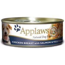 Applaws konserv Chicken, Salmon & Vegetables...