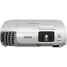 Проектор Epson EB-X27 белый, 2700 Lm ANSI...