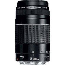 Canon EF 75-300mm f/4.0-5.6 III, SLR, 13/9...