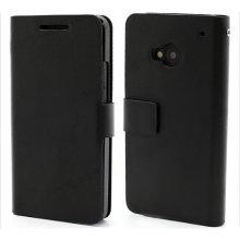 Muu Kaitseümbris klapiga, HTC One (M7)...