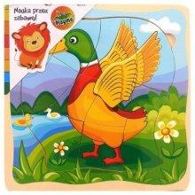 Brimarex Duck wooden puzzle
