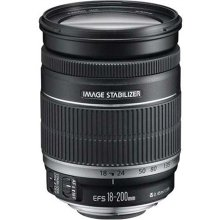 Canon EF-S 18-200mm f/3.5-5.6 IS, SLR...