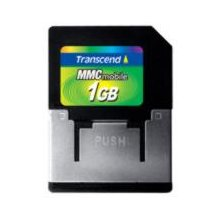 Mälukaart Transcend 1024MB RS MultiMedia...