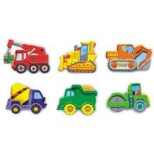 4M Castings Gypsum Vehicles