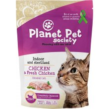 PLANET PET SOCIETY Chicken for Indoor ja...