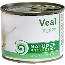 Natures Protection NP Puppy veal 200g...
