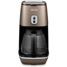 Кофеварка DELONGHI ICMI 211.BZ future bronze