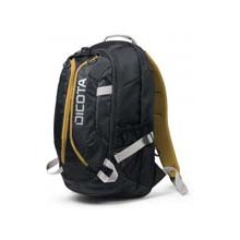 Dicota Backpack Active 14-15.6 чёрный...