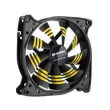 Sharkoon SHARK BLADES жёлтый CASEFAN