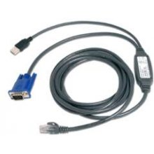 Avocent USB CAT 5 integreeritud access cable...