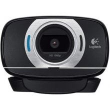 Веб-камера LOGITECH HD Webcam C615 чёрный...