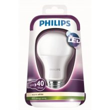Philips LED E27 6W (40W) warm-белый 470lm...