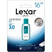 Флешка Lexar JumpDrive USB 3.0 16GB S25