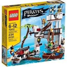 LEGO Pirates Żołnierska forteca