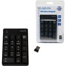 Клавиатура LogiLink - беспроводной Keypad