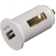Hama USB-Kfz-Ladegerät 5 V/2.4 A белый