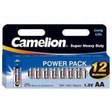 Camelion AA/LR6, Super Heavy Duty, 12 pc(s)