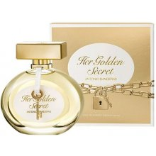 Antonio Banderas Her Golden Secret, EDT...