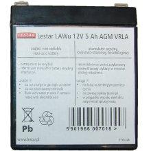 96c4821cf95 Lestar REPLACEMENT BATTERY CART for UPS 12V 5AH AGM VRL 1966007018 ...