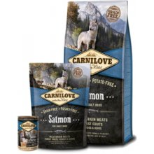 CARNI LOVE Salmon for Adult 1.5kg