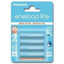 PANASONIC ENELOOP LITE AAA 555mAh 4PCS