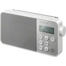 Raadio Sony XDR-S40DBPW valge