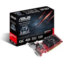 Видеокарта Asus VGA PCIE16 R7 240 4GB GDDR3...
