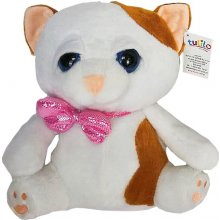 Axiom Kitty белый и коричневый 23 cm
