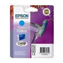 Тонер Epson чернила T0802 голубой | Stylus...