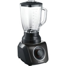 BOSCH blender MMB42G0B Black, 700 W, Glass...