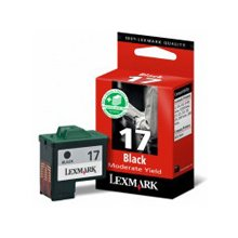 Тонер Lexmark чёрный Ink Cartridge No. 17...